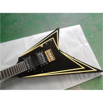 Custom Shop Flying V Ken Lawrence Electric Guitar