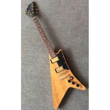 Custom Shop Flying V 1958 Classic Natural Finish Electric Guitar