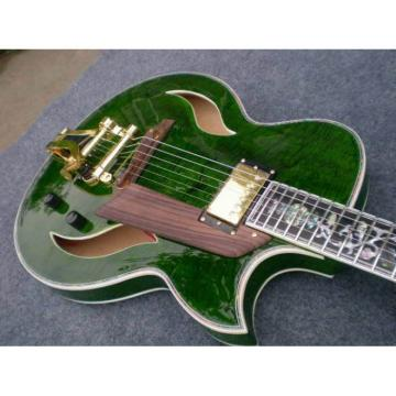 Custom Shop Flame Maple Top Back Electric Guitar