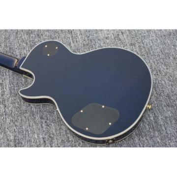 Custom Shop Flame Maple Top Standard Blue Electric Guitar
