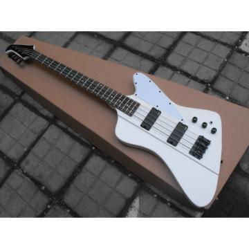 Custom Shop Firebird White Electric Guitar