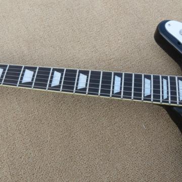 Custom Shop Firebird 2 Pickups Burgundy Burst Electric Guitar