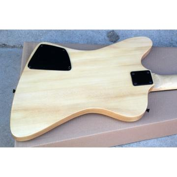 Custom Shop Firebird Reverse Headstock Natural Electric Guitar