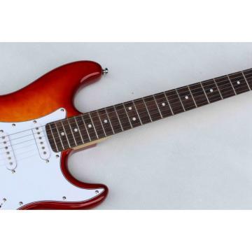 Custom Shop Fender Sunburst Electric Guitar