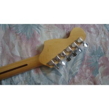 Custom Shop Fender Green Electric Guitar