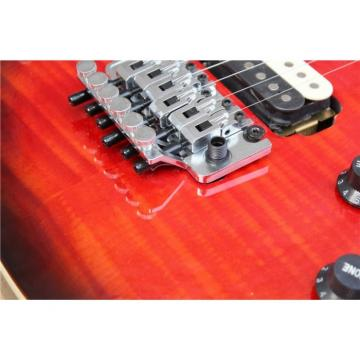 Custom Shop EVH Peavey Electric Guitar Red Burst