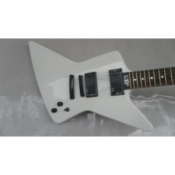 Custom Shop ESP Korina White Electric Guitar