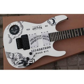 Custom Shop ESP KH2OUIJA Kirk Hammett Ouija Custom Electric Guitar