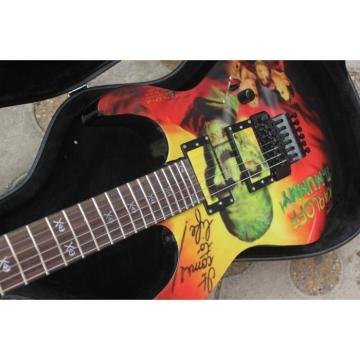 Custom Shop ESP Karloff Mummy Electric Guitar