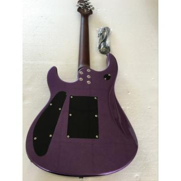 Custom Shop Ernie Ball Musicman Purple Electric Guitar
