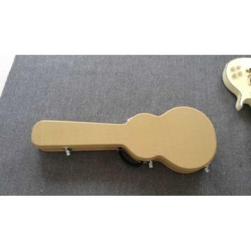 Custom Shop ECFulcher Cream Standard Electric Guitar