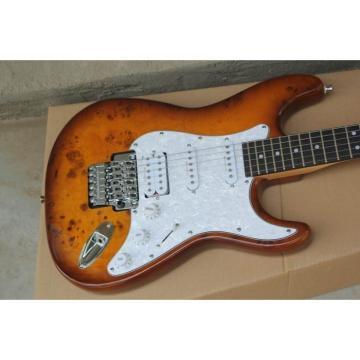 Custom Shop Deadwood Floyd Rose Tremolo Stratocaster Electric Guitar