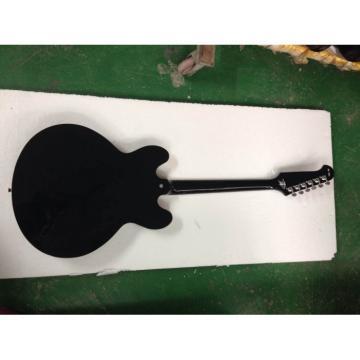 Custom Shop Dave Grohl DG 335 Pelham Black Electric Guitar