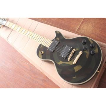 Custom Shop Camo LP Electric Guitar