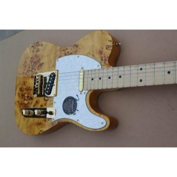 Custom Shop Burlywood Fender Telecaster Electric Guitar