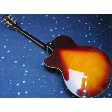 Custom Shop Byrdland Regular Cutaway LP Honeyburst Electric Guitar