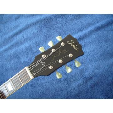 Custom Shop Black Tokai Electric Guitar