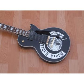 Custom Shop Black Label Society LP Electric Guitar