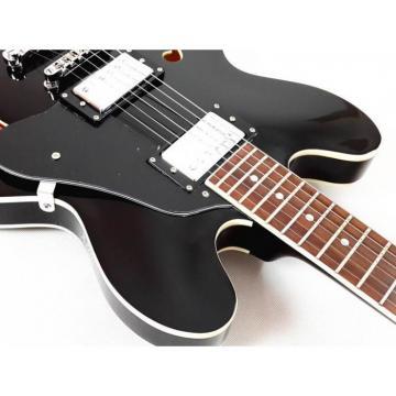 Custom Shop Black ES335 VOS Jazz Electric guitar