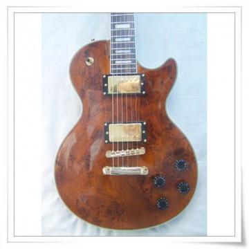 Custom Shop Birds Eye Natural Brown Electric Guitar