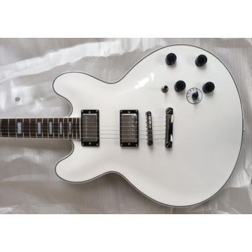 Custom Shop BB King Lucille White Electric Guitar