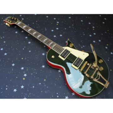 Custom Gretsch Green Nashville Electric Guitar