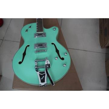 Custom Gretsch Brian Setzer 6210 Green Electric Guitar