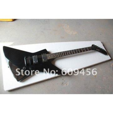 Custom ESP James Hetfield Black Electric Guitar Graphite Nut ESP MX250