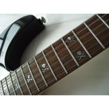 Custom Black ESP KH 202 Electric Guitar