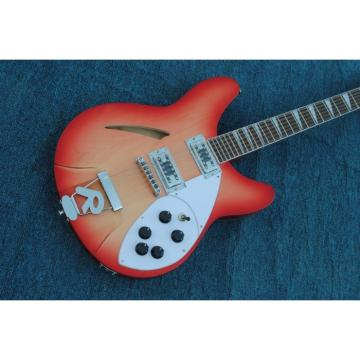 12 Strings Rickenbacker 360  2 Pickups Cherry Burst Electric Guitar