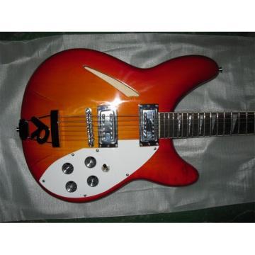 12 Strings Custom 360 2 Pickups Sunburst Electric Guitar