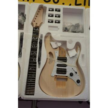 Custom Shop Unfinished Ibanez Guitar Kit