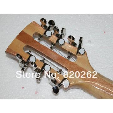 Custom Shop 12 String Rickenbacker Natural Glow 330 Guitar