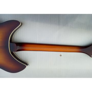 12 Strings Rickenbacker 360  2 Pickups Heritage Vintage Guitar Maple Fretboard