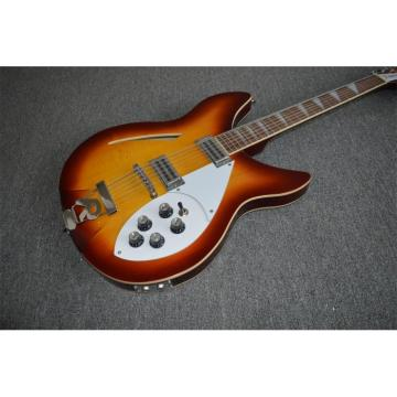 12 Strings Rickenbacker 360  2 Pickups Heritage Vintage Guitar