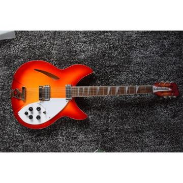 12 Strings Custom Shop Rickenbacker 360 12C63 Fireglo Guitar