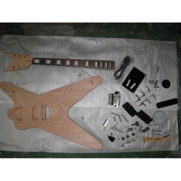 Custom Shop Unfinished Gretsch Guitar Kit