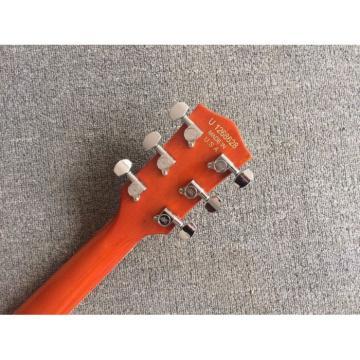 Custom Shop Maple Wood Gretsch G6131MYF Malcolm Young II Guitar Maple Top Option