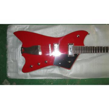 Custom Gretsch G6199 Billy-Bo Jupiter Thunderbird Classic Red Authorized Bridge Guitar