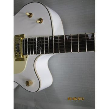 Custom Shop Gretsch White Falcon Electric Guitar