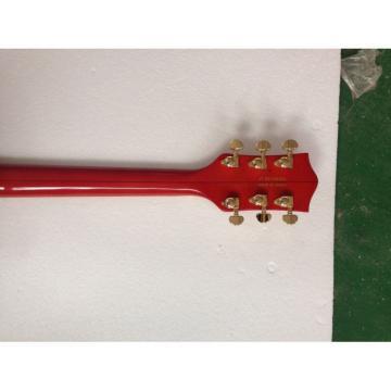 Custom Shop Gretsch Left Handed 6120 Orange Falcon Guitar