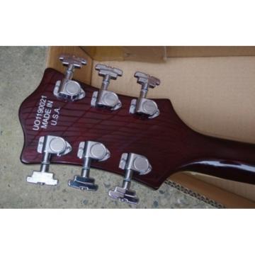 Custom Shop Gretsch G6122-1962 Chet Atkins Country Gentleman Guitar Walnut Stain