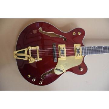 Custom Shop Gretsch 6120 DC Chet Atkins 1964 Burgundy Guitar