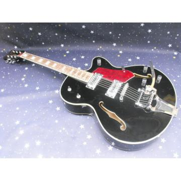 Custom Nashville Gretsch Falcon Black Guitar