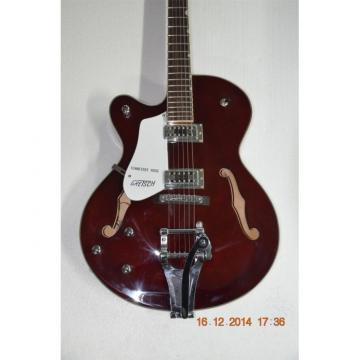 Custom Shop Gretsch Falcon 6120 Left Handed Burgundy Jazz Guitar