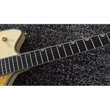 Custom Shop Gretsch Billy-Bo Jupiter Thunderbird Aged Cream White Guitar