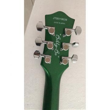 Custom Gretsch G6199 Billy-Bo Jupiter Thunderbird Cadillac Green Guitar