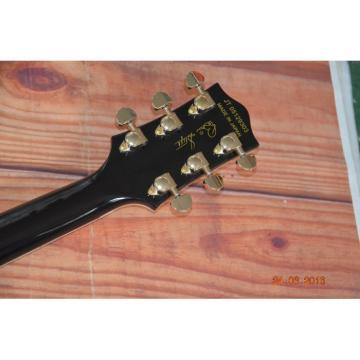 Custom Gretsch  G6199 Billy-Bo Jupiter Thunderbird Black Authorized Bridge Guitar