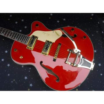 Custom Gretsch Brick Red Electric Guitar