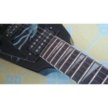 Custom Shop Jackson Thunder Lightning Sky Electric Guitar
